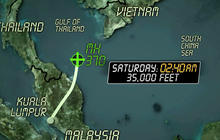Search for Malaysia Airlines flight intensifies, no debris found