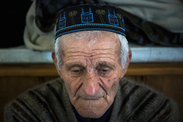 Crimea's Tatars