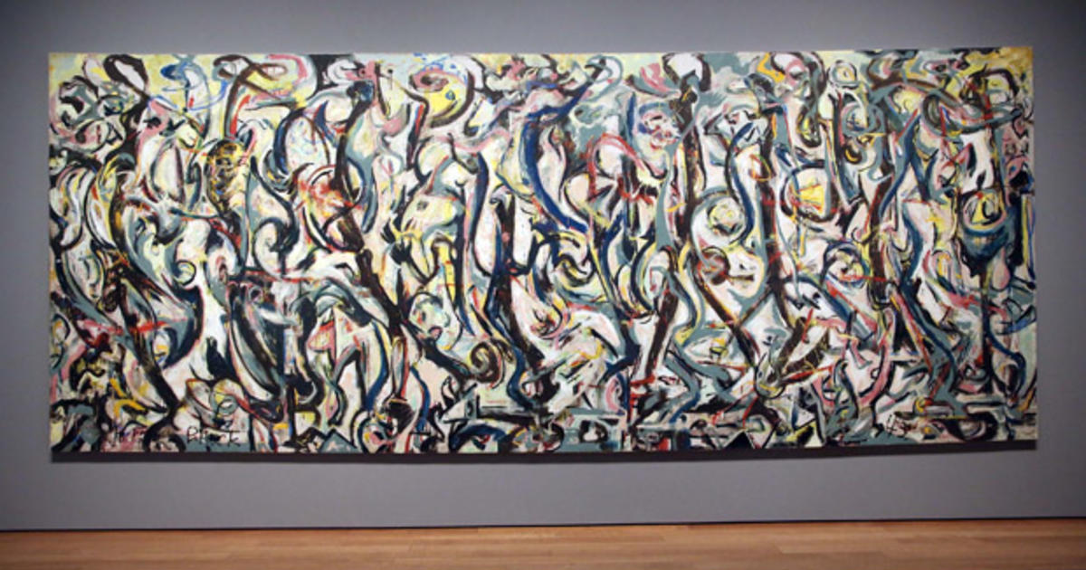Why Jackson Pollock S Style Of Painting