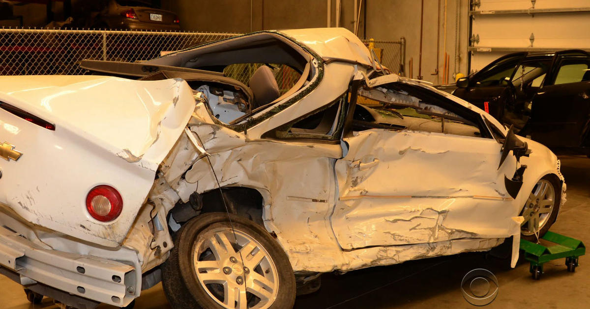 Another fatal crash may be linked to GM ignition-switch defect - CBS