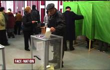 Residents of Crimea voting Sunday on secession from Ukraine