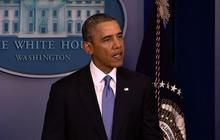 "Obama: ""There are consequences"" for Russian actions in Ukraine"