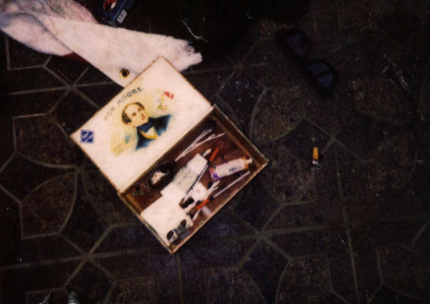 Shotgun found at Kurt Cobain death scene