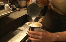 Americans' coffee habits changing