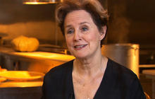 Chef Alice Waters shares advice to her younger self