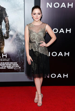 """Noah"" premieres in New York"