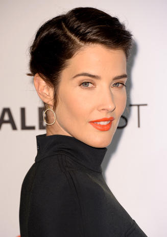 """How I Met Your Mother""'s Cobie Smulders"