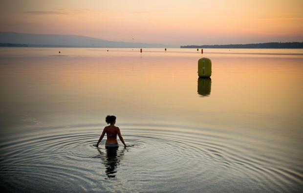Photographs by Anja Niedringhaus