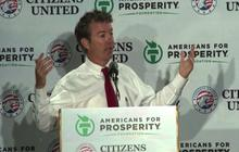 "Rand Paul: GOP should not ""dilute"" message to succeed"