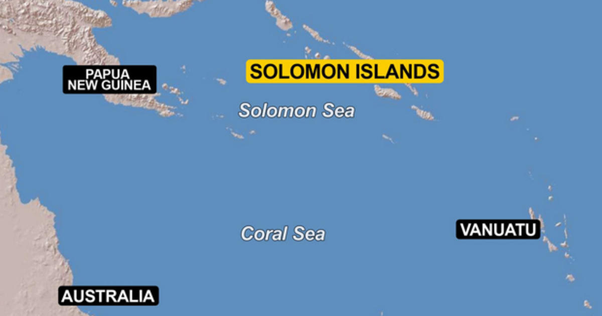 Solomon Islands Government News