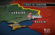 Unrest continues in eastern Ukraine