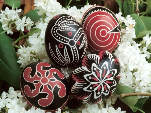 Ukrainian Easter eggs