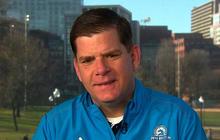 "Boston Mayor Martin Walsh: ""Boston is a safe city"""