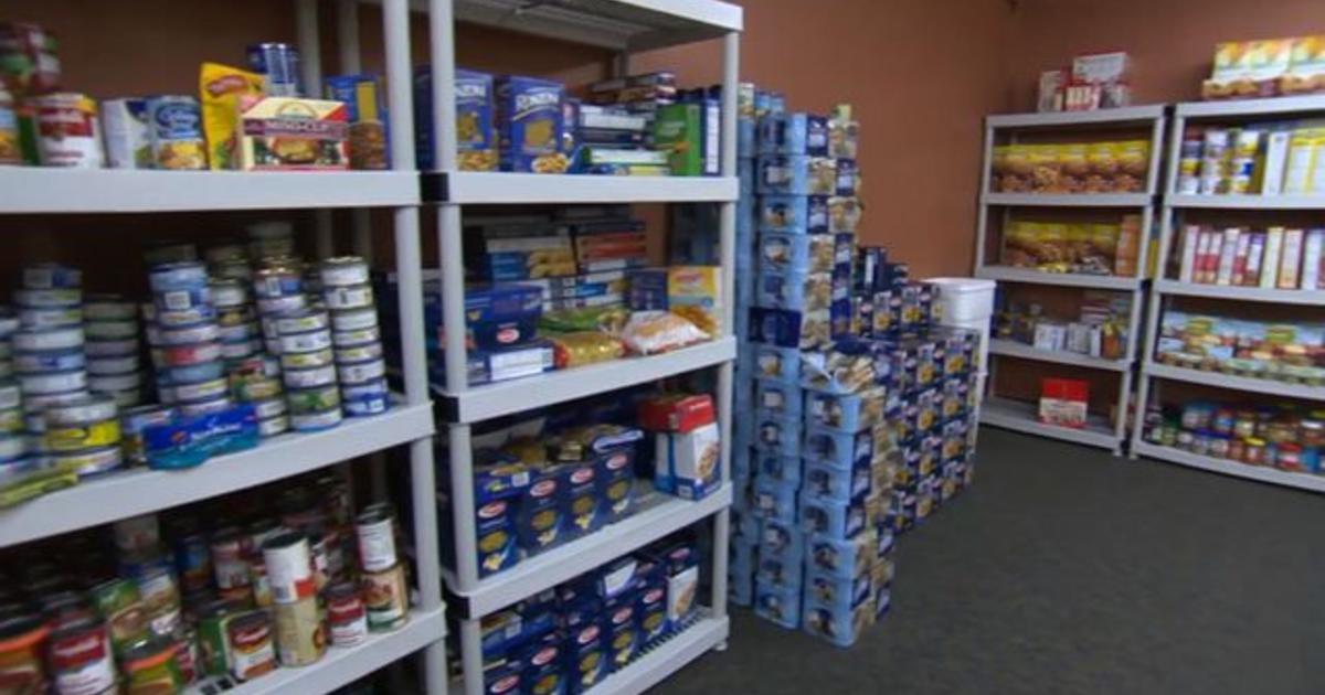 Hunger Inc Food Pantry