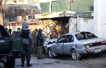 Deadly Kabul hospital shooting latest attack to target Westerners