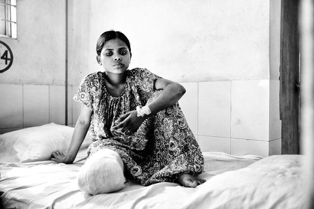 A year after Rana Plaza collapse