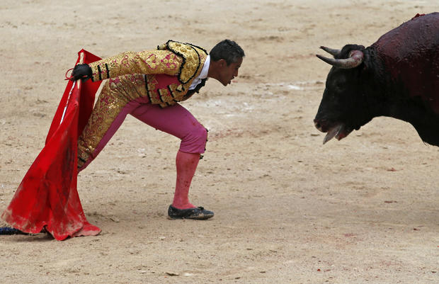 French bullfight season starts