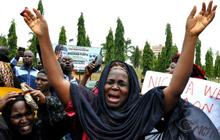 Desperation grows after teen girls snatched from Nigerian school