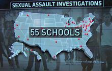 Campus sex assault: 55 colleges under federal investigation