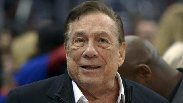 Los Angeles Clippers owner Donald Sterling attends a game against the Los Angeles Lakers at the Staples Center in Los Angeles Jan. 10, 2014.