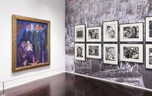 Art the Nazis labeled degenerate