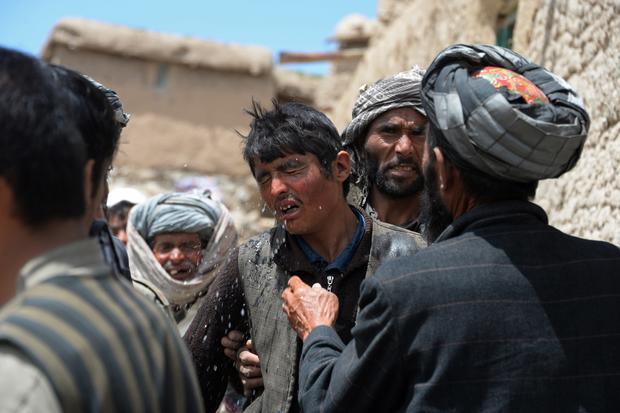 Landslide in Afghanistan
