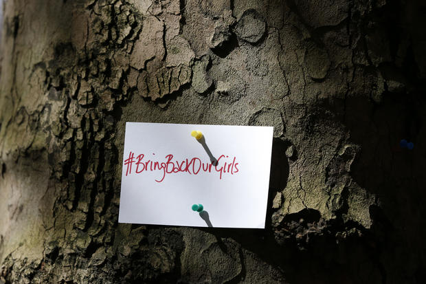 World stands in solidarity for missing girls in Nigeria