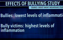Bullies see health benefits from bad deeds, study finds