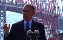 Obama: More infrastructure projects to be expedited