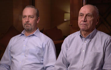 Murder victim's brother and father speak out