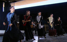 Dancing Flamenco at the Santa Fe Opera