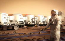 Candidates for the Mars One mission prepare for a one-way trip