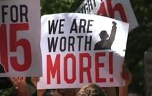 McDonald's employees arrested in low-wage protest