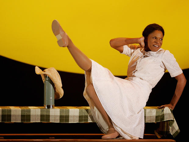 Broadway's Audra McDonald