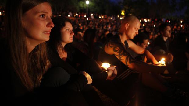 Santa Barbara mourns victims of shooting rampage