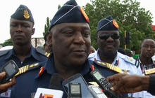 Nigeria defense chief: We know where the kidnapped girls are
