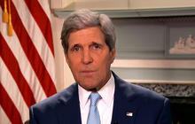 Secretary of State John Kerry on whether U.S. will intervene in Syria