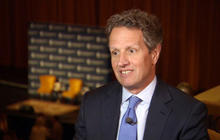 Timothy Geithner on working with Paulson, Bernanke