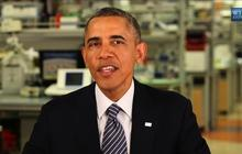 Obama previews new carbon pollution cap on power plants