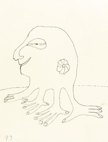 John Lennon drawings up for auction