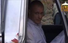 Taliban releases video showing Bergdahl handover