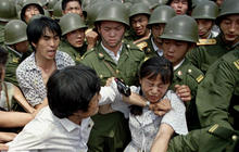 China hides history in attempt to conceal Tiananmen Square events