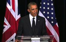 "Obama: ""No apologies"" for Bowe Bergdahl release"