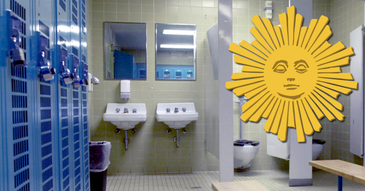 School Bathrooms cbs news poll: transgender kids and school bathrooms - cbs news