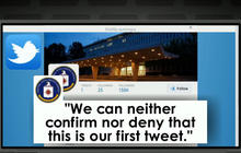 CIA opens Twitter account
