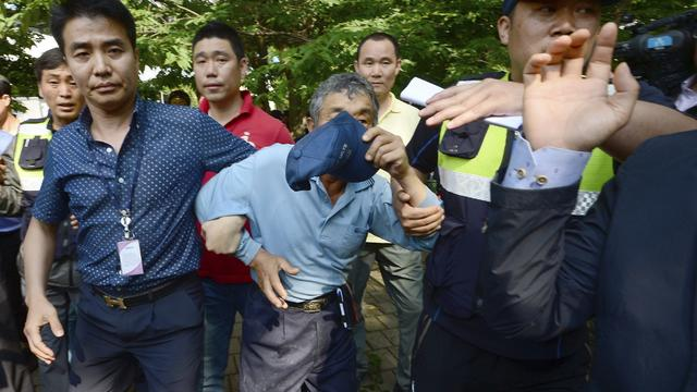 korea-ferry-arrest-at-church.jpg