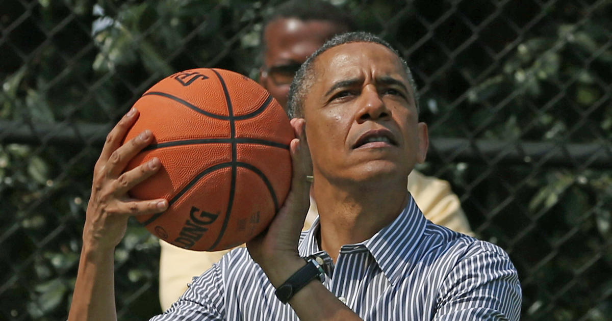 Obama to play a role in new NBA-backed basketball league in Africa