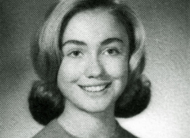 Yearbook - Hillary Clinton: A life in pictures - Pictures ...
