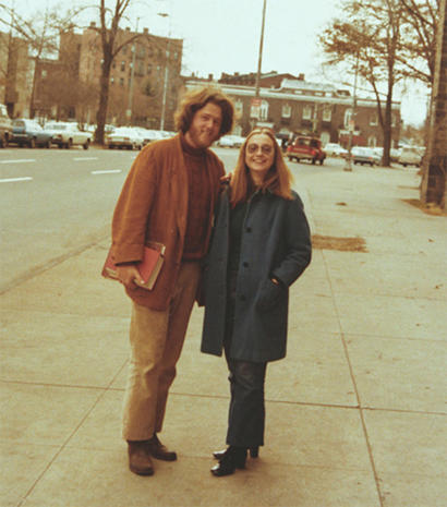 Hillary Clinton: A life in pictures