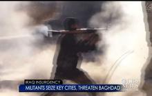 Militants seize key cities in Iraq